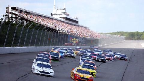 Fantastic four-race stretch