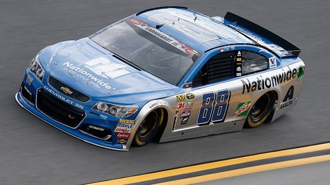 Dale Earnhardt Jr., Nationwide primary paint scheme