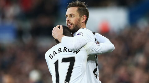 Saturday: Swansea City vs. Sunderland