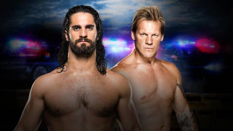 Chris Jericho vs. Seth Rollins