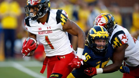 Quick Lane Bowl: Maryland vs. Boston College