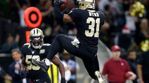 New Orleans Saints (last week: 23)