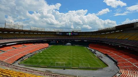 March 4 -- D.C. United (RFK Stadium)