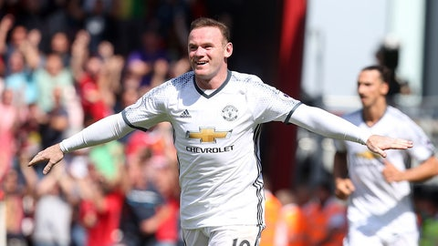 6. Wayne Rooney — $26.1 million