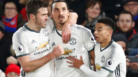 West Brom vs. Manchester United (Saturday, 12:30 p.m.)