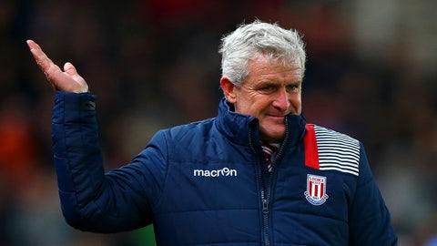 Saturday: Stoke City vs. Burnley