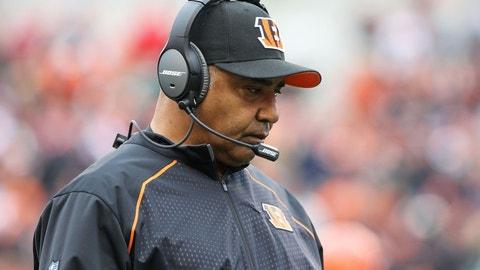Marvin Lewis, Cincinnati Bengals