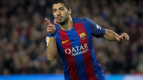 8. Luis Suarez — $23.8 million