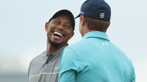 Tiger Woods: 20/1