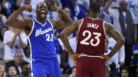 Draymond Green's Game 7 performance was one of the greatest ever