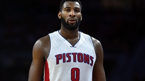 Detroit Pistons: C Andre Drummond