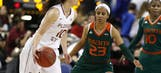 Miami Hurricanes Women Hoops Falls to Florida State