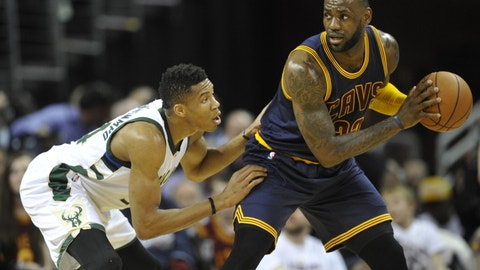 Yes, wait on LeBron -- but understand that's not enough