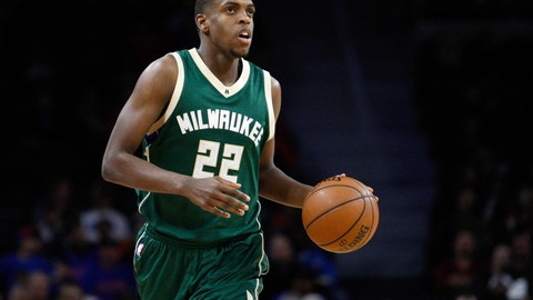 July 31, 2013: Traded Brandon Jennings to Detroit for Brandon Knight, Viacheslav Kravtsov and Khris Middleton