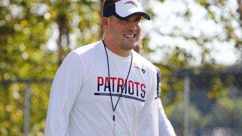 Josh McDaniels, Patriots offensive coordinator