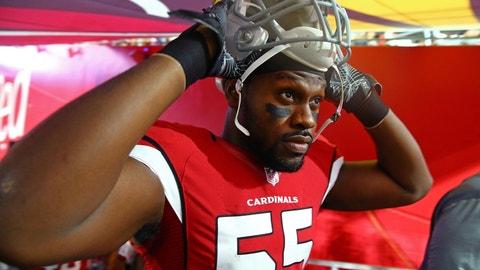 Chandler Jones, OLB: Cardinals