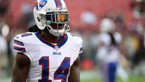 Buffalo Bills: Wide receiver