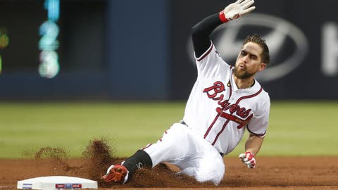 Inciarte helps Braves edge Marlins