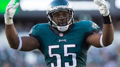 Brandon Graham, DE, Eagles