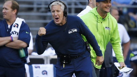 Seattle Seahawks: 11