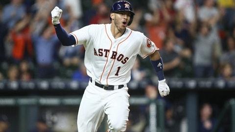 Astros: Carlos Correa