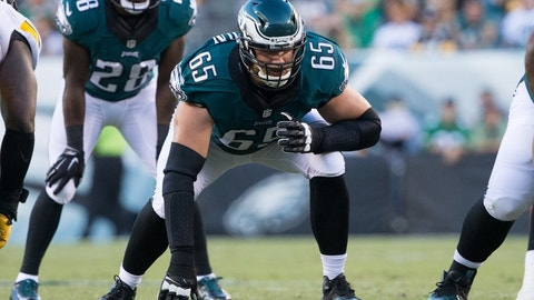 OT Lane Johnson (2013): All-Around Beast