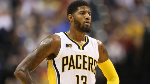 Frontcourt: Paul George, Indiana Pacers