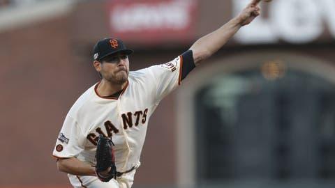 Matt Moore – Giants – SP