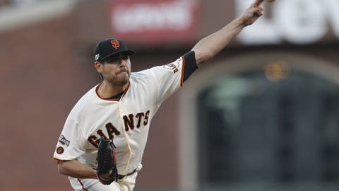 Matt Moore – Giants – SP