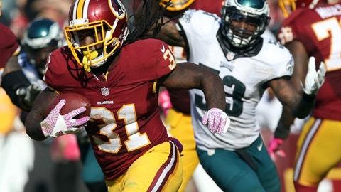Washington Redskins: Matt Jones