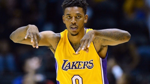 Los Angeles Lakers: Nick Young