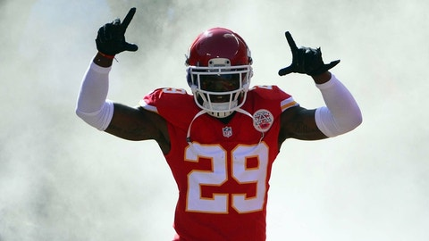 Safety: Eric Berry, Kansas City Chiefs