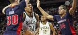 Preview: Bucks at Pistons