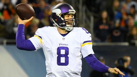 Minnesota Vikings: 9-7
