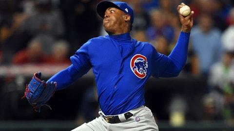 Aroldis Chapman, New York Yankees (RP)