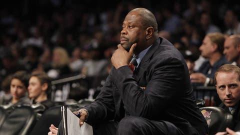 Patrick Ewing (Charlotte Hornets assistant coach)