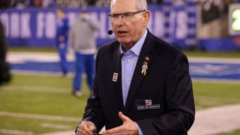 Tom Coughlin, former Giants, Jaguars coach