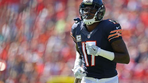 Chicago Bears: Alshon Jeffery, WR