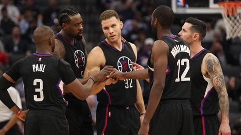 Los Angeles Clippers (7)