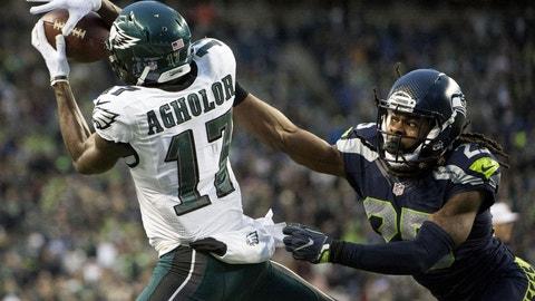 December 3: Philadelphia Eagles at Seattle Seahawks, 8:30 p.m. ET