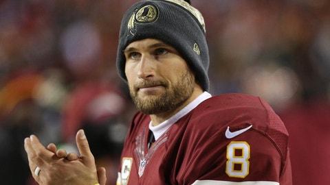 Washington Redskins: Kirk Cousins, QB (Redskins)
