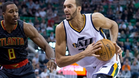 Utah Jazz: Rudy Gobert