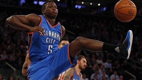 Victor Oladipo, Oklahoma City Thunder