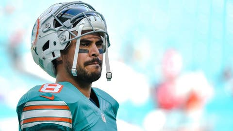 AFC #6 seed: Miami Dolphins (9-5)
