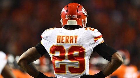 Kansas City Chiefs: Eric Berry, FS (Chiefs)