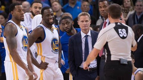 Frustrate Draymond Green