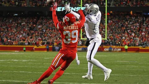 Oakland Raiders: Kansas City Chiefs