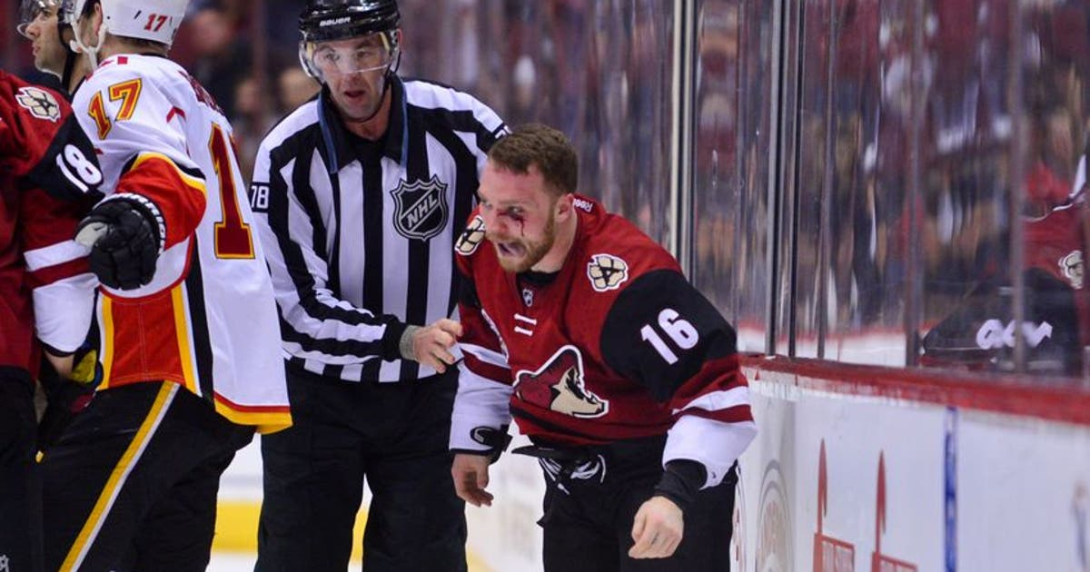 One player from every NHL team you would want with you in a bar fight  5de1e0b30