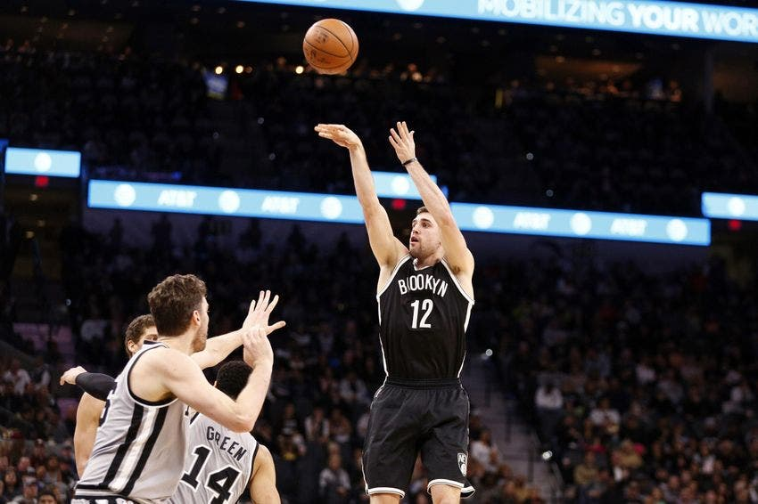 best quality 49d96 f5fd9 Joe Harris and His Importance to the Nets | FOX Sports
