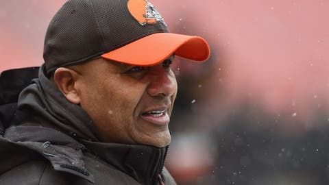 Cleveland Browns: 4-12